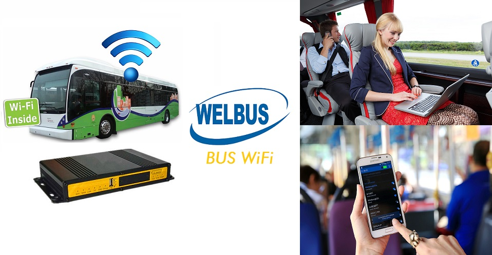 bus and coach wifi solutions, media on demand for buses and coaches