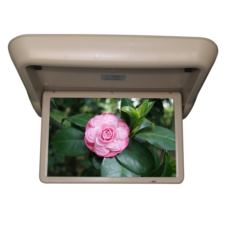 BM-1962 19 Inch Premium Motorized Bus LCD Monitor