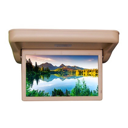 BM-1862 18.5 inch premium motorized bus lcd monitor