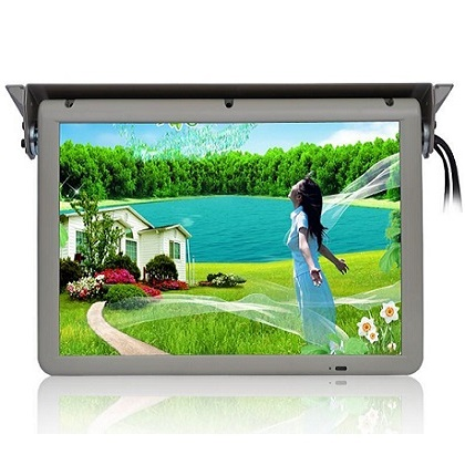 BM-2212,21.5 Inch Motorized Bus LCD Monitor