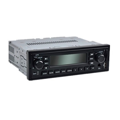 HD-518 dual zone bus multimedia player